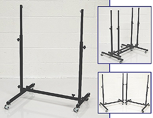 PS Short Leg Powder Coat Stand