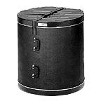 "7-PC-3 Case 35"" (Bass Pans)"