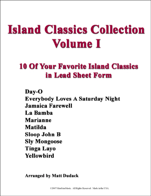 """Island Classics Collection Vol. I"" by Matt Dudack"
