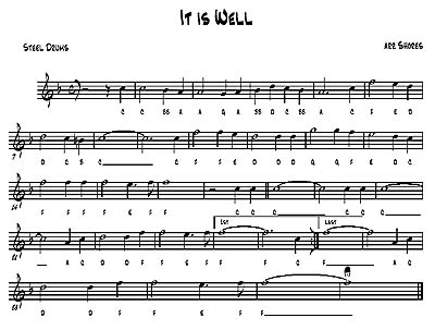 """It Is Well"" by Brad Shore"