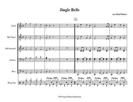 """Jingle Bells"" by James Lord Pierpont"