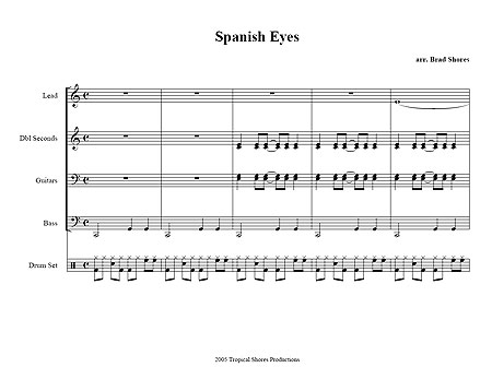 """Spanish Eyes"" by Bert Kaempfert"