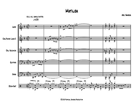 """Matilda"" by Harry Belafonte"