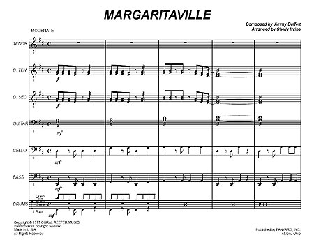 """Margaritaville"" by Jimmy Buffett"