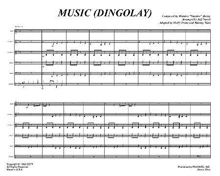 """Music (Dingolay)"" by Jeff Narell"