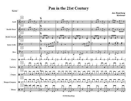 """Pan in the 21st Century"" by Lord Kitchener"
