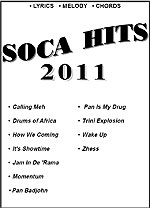 """2011""-Soca Hits Entire Book"