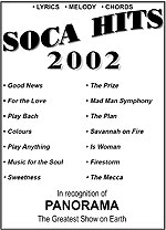 """2002""-Soca Hits Entire Book"